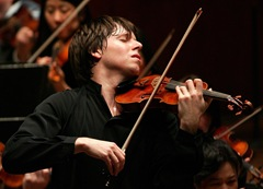 Joshua Bell.