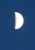 First Qrt Moon